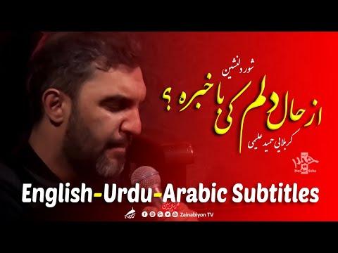 از حال دلم کی باخبره - حمید علیمی | Farsi sub English Urdu Arabic