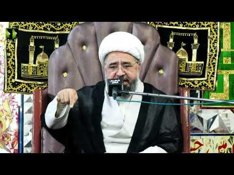 [Speech] Majlis -e- Barsi Imam Khomeini | H.I Muhammad Amin Shaheedi | 11 June 2021 | Urdu