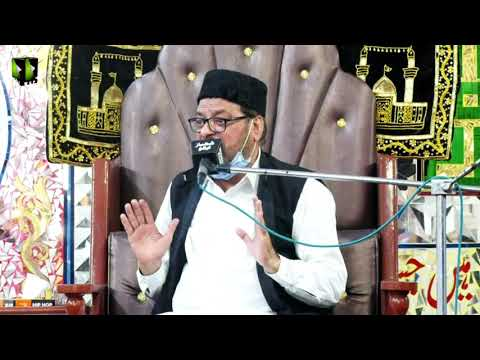 [Speech] Majlis -e- Barsi Imam Khomeini | Janab Nisar Qalandari | 11 June 2021 | Urdu