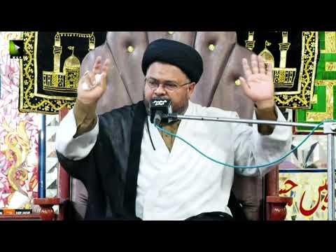 [Speech] Majlis -e- Barsi Imam Khomeini | Moulana Nazir Taqvi | 11 June 2021 | Urdu