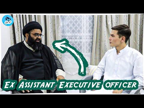 [Interview] Inspirational Story   Allama Kazim Abbas Naqvi   Ex Assistant Executive Officer Urdu