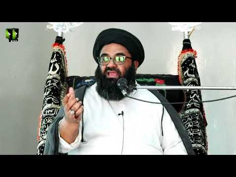 [Majlis] Essal -e- Sawab | Khitab: H.I Syed Kazim Abbas Naqvi | Urdu