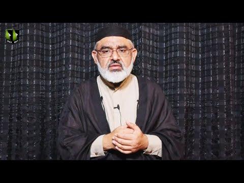 [Majlis]  Essal -e- Sawab | Khitaab H.I Syed Ali Murtaza Zaidi | Urdu