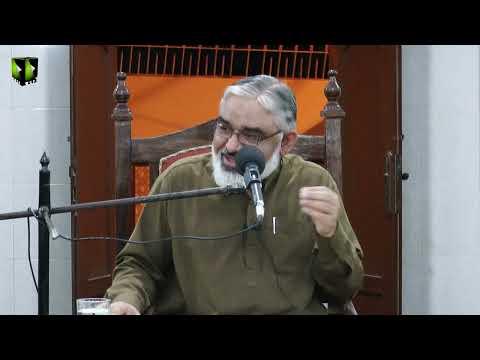 [Lecture] Topic: Shaheed Mustafa Chamraan Nojawanon Kay Liey Ideal | H.I Ali Murtaza Zaidi | Urdu
