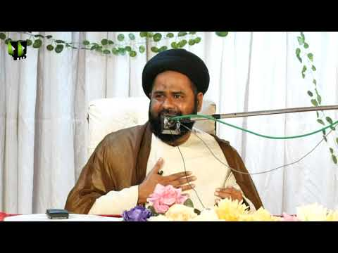 [Day 3] Ashara -e- Wilayat -o- Imamat | H.I Syed Ali Afzaal Rizvi | 29 July 2021 | Urdu