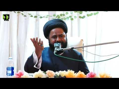 [Day 1] Ashara -e- Wilayat -o- Imamat | H.I Syed Ali Afzaal Rizvi | 27 July 2021 | Urdu