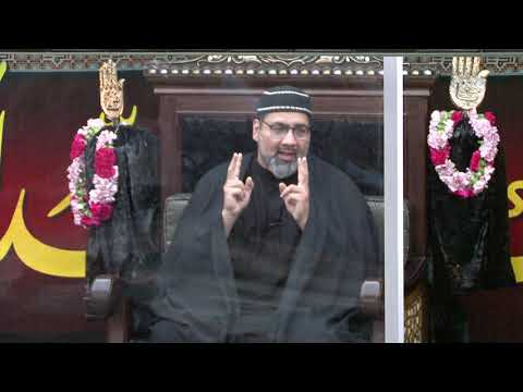 [03] Topic:Cultivating an Islamic Identity in a Postmodern Era - Syed Asad Jafri - 3rd Muharram 1443 2021