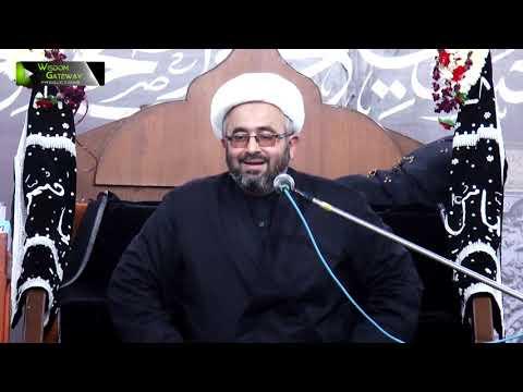 [5] Aza -e- Hussain (as) Muqadma -e- Zahoor   H.I Muhammad Ali Ghayyuri   Muharram 1443/2021   Urdu