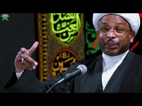 Lecture 3   Topic: Quiet Before The StormSheikh Usama Abdulghani Muharram 4th,1443/2021   Saba IGC English