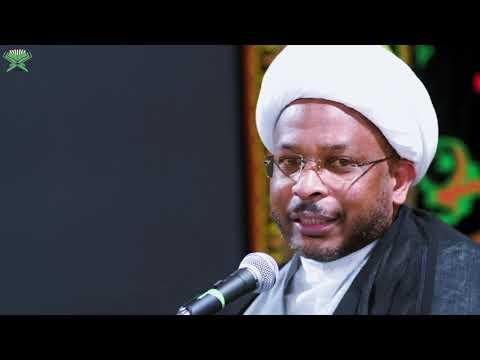 Lecture 4   Quiet Before The Storm  Sheikh Usama Abdulghani  Muharram 5th, 1443/2021   Saba IGC English