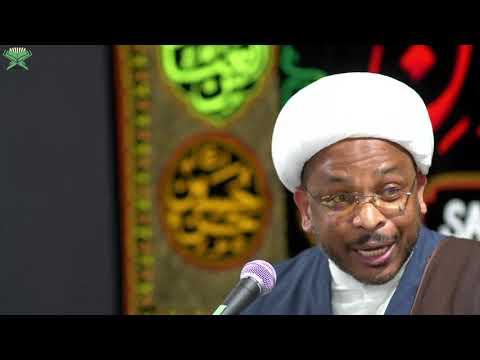 Lecture 2 Topic:Quiet Before The Storm   Sheikh Usama Abdulghani Muharram 1443/2021   Saba IGC English