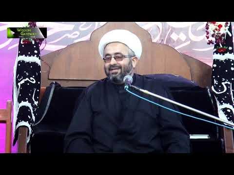 [6] Aza -e- Hussain (as) Muqadma -e- Zahoor   H.I Muhammad Ali Ghayyuri   Muharram 1443/2021   Urdu
