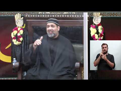 [07] Topic: Cultivating an Islamic Identity in a Postmodern Era - Syed Asad Jafri - 7th Muharram 1443,2021 English
