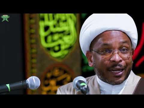 Lecture 5   Quiet Before The Storm   Sheikh Usama Abdulghani   Muharram 6th,1443/2021   Saba IGC English