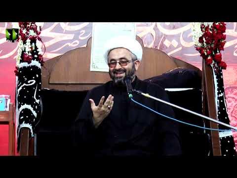 [9] Aza -e- Hussain (as) Muqadma -e- Zahoor   H.I Muhammad Ali Ghayyuri   Muharram 1443/2021   Urdu