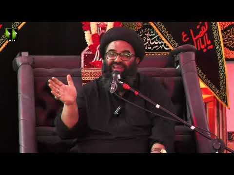 [9] Ahlay Zikar Or Karbala   H.I Kazim Abbas Naqvi   Muharram 1443/2021   Urdu