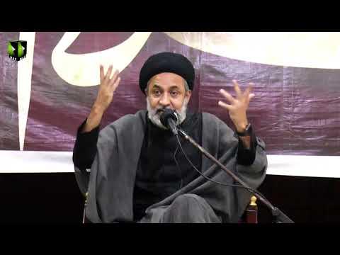 [9] Azadari, Rooh-e-Baydari Or Nusrat -e- Imam (as)   H.I Muhammad Haider Naqvi   Muharram 1443/2021   Urdu