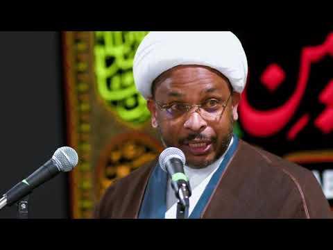 Lecture 7   Topic: Quiet Before The Storm   Sheikh Usama Abdulghani   Muharram 8th,1443/2021   English