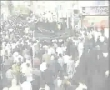 Funeral procession of the Martyrs of the terrorist attack in Iran - 20Oct09 - All Languages