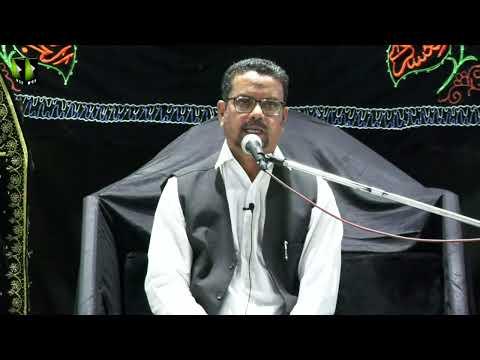 [2] Marjaeyat Or Rehbariyat | مرجعیت اور رہبریت | Dr. Zahid Ali Zahidi | Muharram 1443/2021 | Urdu