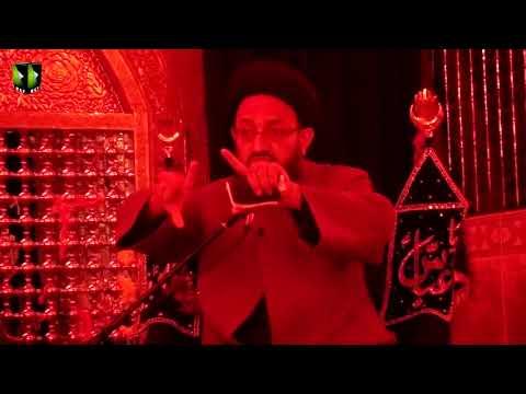 Majlis -e- Aza | Ahlebait (as) Ummaton Ke Hidayat wa Qayadat Karnay walay  | H.I Sadiq Raza Taqvi | Urdu