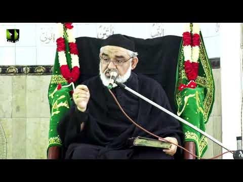 [2] Nahjul Balagha, Wasiyat Nameh Imam Ali (as) | H.I Ali Murtaza Zaidi | Safar 1443/2021 | Urdu