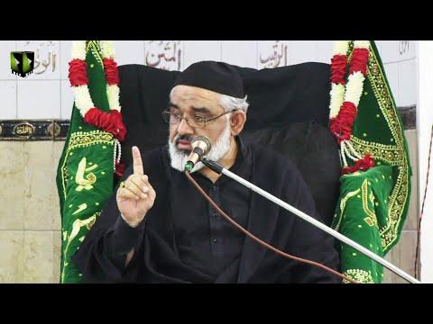 [3] Nahjul Balagha, Wasiyat Nameh Imam Ali (as) | H.I Ali Murtaza Zaidi | Safar 1443/2021 | Urdu