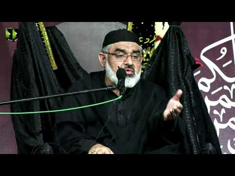 [3] Ebadat Say Ebodiyat Tak | H.I Ali Murtaza Zaidi | Safar 1443/2021 | Urdu