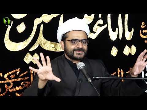 [5] Importance and Etiquettes of Mourning | Shaykh Muhammad Hasnain | Muharram 1443/2021 | English