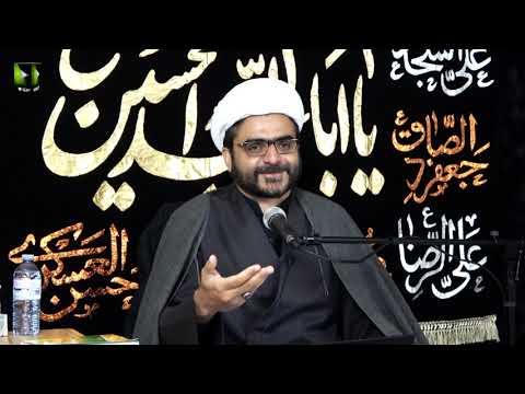 [7] Importance and Etiquettes of Mourning | Shaykh Muhammad Hasnain | Muharram 1443/2021 | English