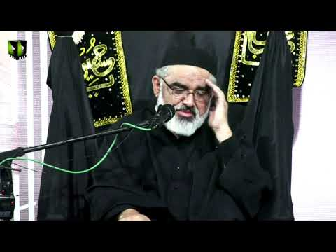 [7] Ebadat Say Ebodiyat Tak | H.I Ali Murtaza Zaidi | Safar 1443/2021 | Urdu