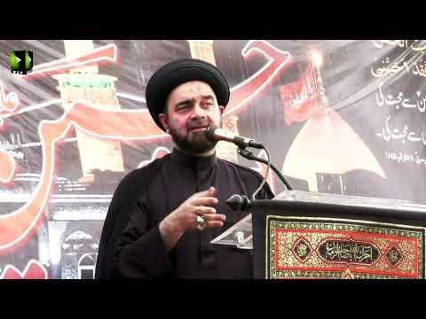 [Speech] Youm-e-Hussain (as) 1443 | H.I Muhammad Ali Naqvi | Jinnah Postgraduate Medical Centre | Urdu