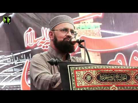 [Speech] Youm-e-Hussain (as) 1443 | Janab Faisal Azizi | Jinnah Postgraduate Medical Centre | Urdu
