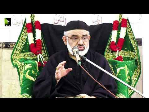 [9] Nahjul Balagha, Wasiyat Nameh Imam Ali (as) | H.I Ali Murtaza Zaidi | Safar 1443/2021 | Urdu