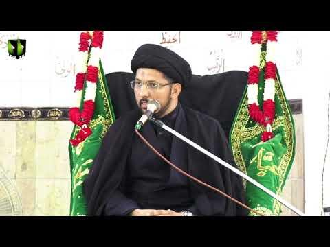 [1] Maqsad -e- Hayaat | Moulana Abid Rizvi | Safar 1443/2021 | Urdu