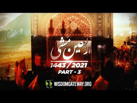 Arbaeen Mishi   Part 3   اربعین مشی   Najaf to Karbala Walk   1443/ 2021
