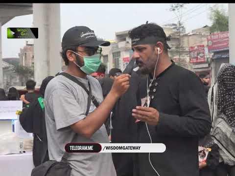 [Moakkab] Infijaar e Noor   Arbaeen e Hussaini - Khaima e Qurani - LHR-1443/2021 - Urdu