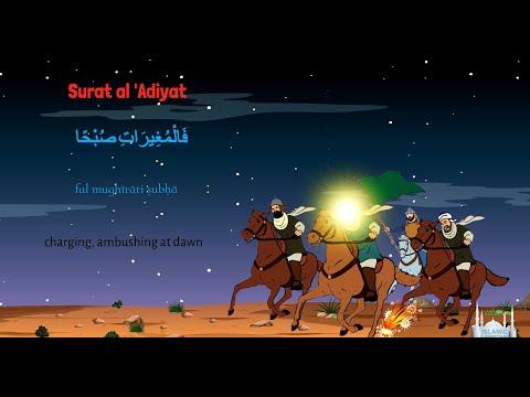 Tafsir Made Easy - SURAT AL ADIYAT