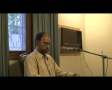 Wilayat - Dars 3b of 8 - Prof Haider Raza - 22 Feb 09 - Urdu