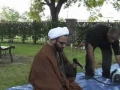 Monthly IEC-MAHDI Cemetery Visitation Program Oct 3rd 2009 - English