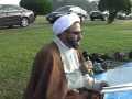 Monthly IEC-MAHDI Cemetery Visitation Program Nov 7th 2009 - English