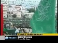 Tens of thousands of people celebrated 22nd anniversary of Hamas - 14Dec09 - English