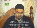 Khamsa e Majalis Topic  Namaz - By Maulana Ali Murtaza Zaidi - Day 1 of 5 - Urdu