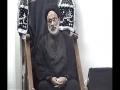 Paigham-e-Karbala H.I Muhammad Askari 3 Muharam Dallas 2009 - Urdu