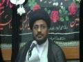 5th Muharram1431- Maulana Tasdeeq - Message of Karbala -Pune Urdu