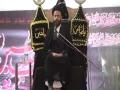 Mulana Zaki baqri Effects of Religion- 5th majlis-2010 - Urdu