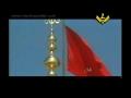 Hadith of Prophet Muhammad (s) regarding love of Imam Hussain (a.s) - Arabic sub Urdu
