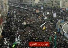 Iran - Millions March to Protest Ashura Insult - Part 6 - Farsi