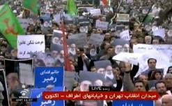 Iran - Millions March to Protest Ashura Insult - Part 8 - Farsi