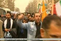 Iran - Millions March to Protest Ashura Insult - Part 13 - Farsi